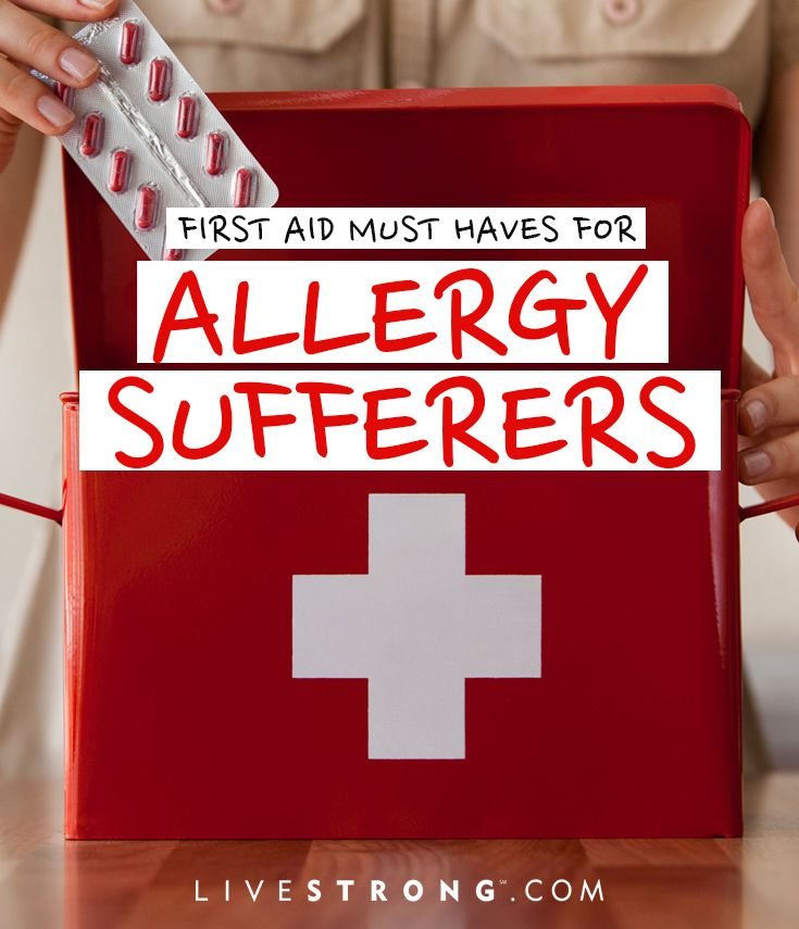 Food allergies: Stock these must-have items in your first aid kit, to ensure you or your child are prepared for potential allergic events.