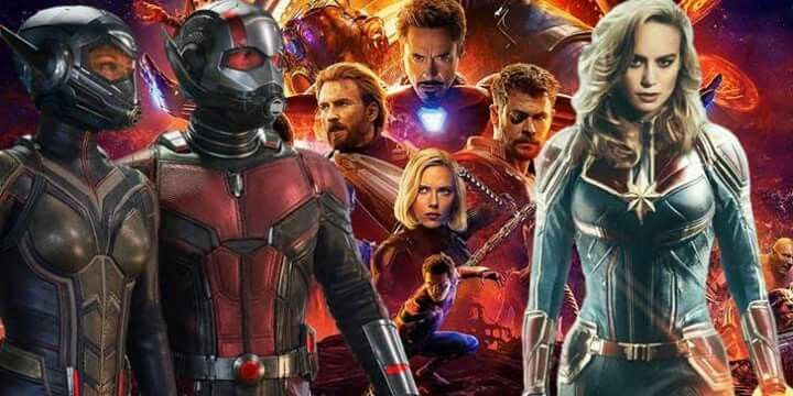 The Avengers Infinity War And Avengers 4 Writers Say Both Films
