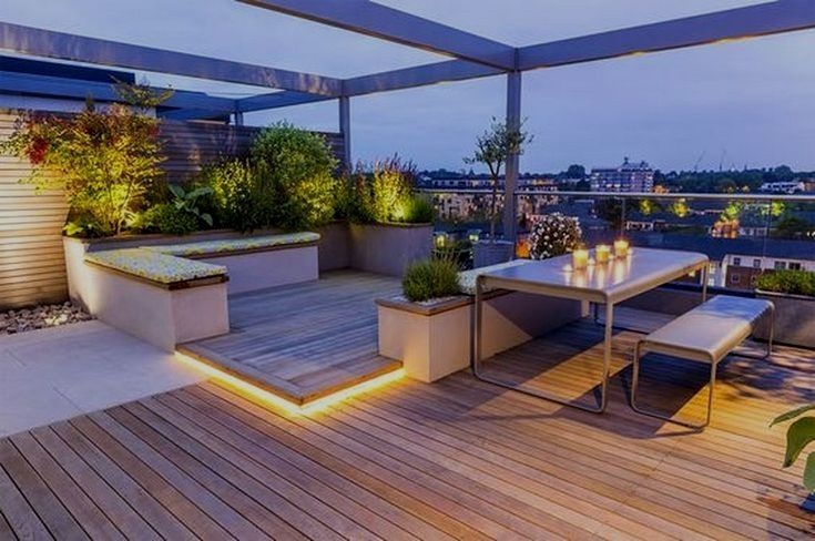 5 Simple And Ridiculous Tricks Parametric Roofing Design Flat Roofing Google Roofing House Pl Rooftop Terrace Design Roof Terrace Design Terrace Garden Design
