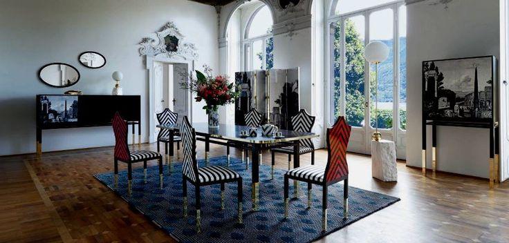 мебель Christian Lacroix для Roche Bobois