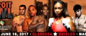 Claressa Shields Defeats Sydney LeBlanc In Detroit to Win the WBC Silver Female Super Middleweight Title