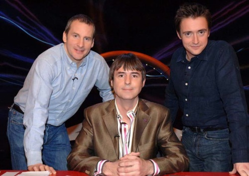 with Neil Morrissey and Richard Hammond @davisonalice8 RICHARD HAMMOND
