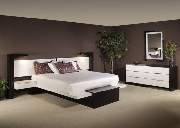 Contemporary Bedroom Furniture Designs Interior Design Color Schemes