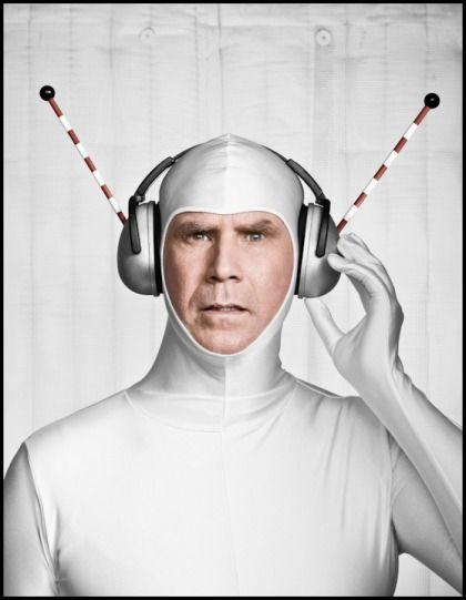 Will Ferrel by Dan Winters: Photo