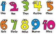 Llegamos al concepto más relevante para mí, el aprendizaje de los números cardinales. Que son los cuentan elementos de un conjunto determinado.
