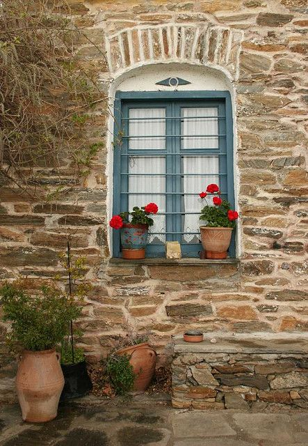 This is my Greece | Parthenonas a quaint historical village located close to Neos Marmaras, in Sithonia, Chalkidiki