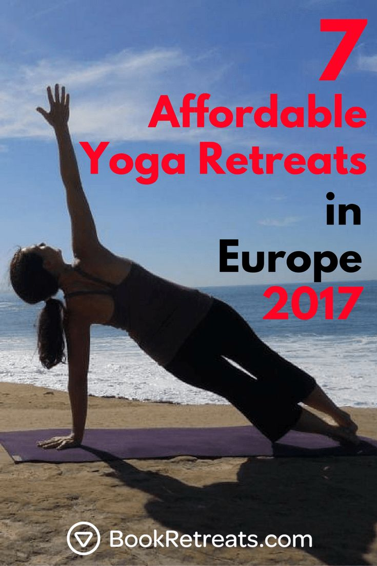 7 Best Affordable Yoga Retreats In Europe 2017 @ https://bookretreats.com/blog/7-best-affordable-yoga-retreats-in-europe-2017/