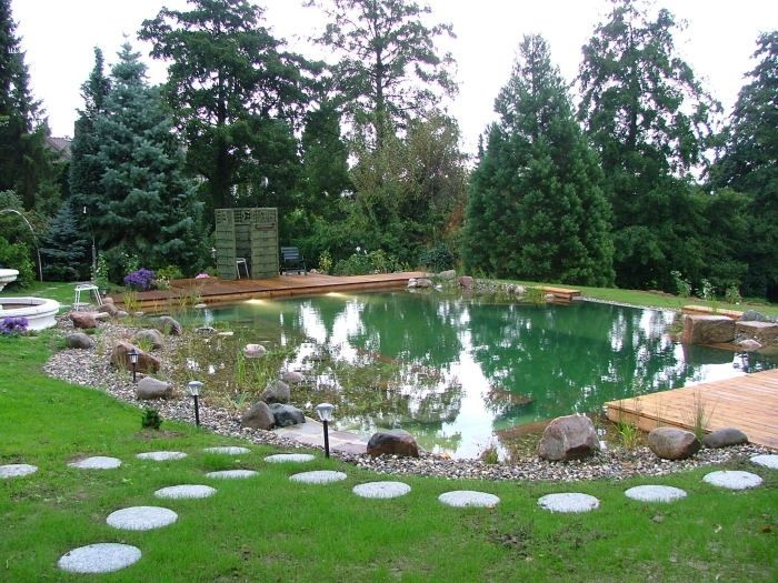 27 best Piscine naturelle images on Pinterest Swimming ponds