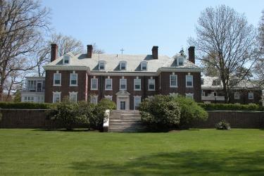 Gwynedd Mercy College (Gwynedd Valley. PA.). USA. I studied there in 1988!
