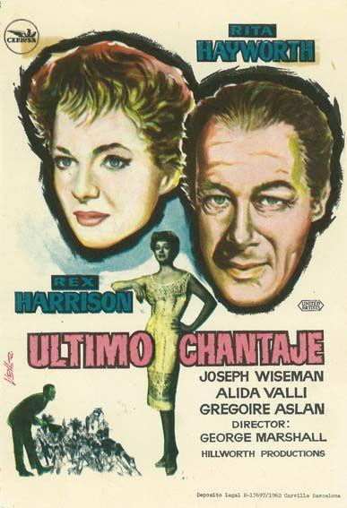 Último chantaje (1961) tt0056057 PP