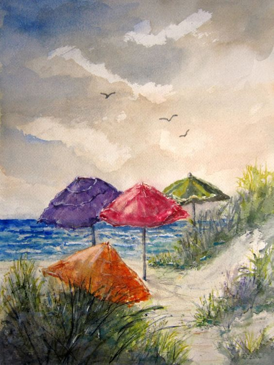 painting watercolor love hurt marks - Google Search