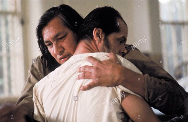 Will Sampson and Jack Nicholson from ONE FLEW OVER THE ...