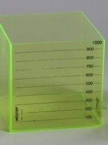 Liter = 1 dm3 Verhouding