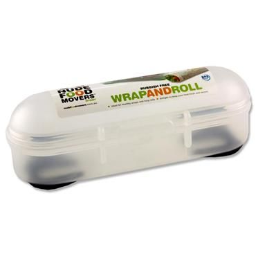 NUDE FOOD MOVER WRAP & ROLL BRIGHT - CLEAR  3