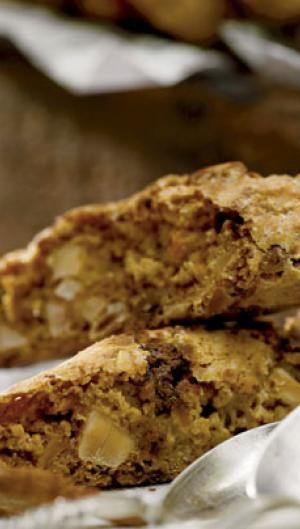 Biscotti med chokolade og kaffe | Opskrift | ISABELLAS