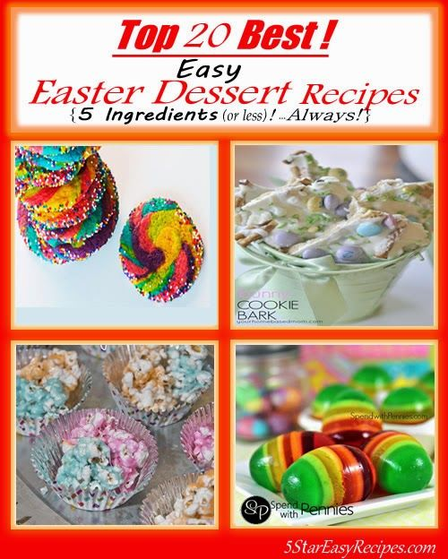 185 best easy pinterest recipes images on pinterest easy for Quick and easy easter treats recipes