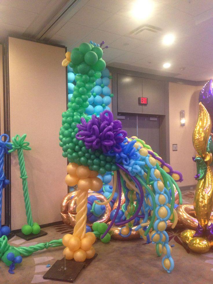 Float 2015 421 best Balloon Decor images