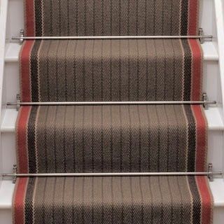 Stair Runner Via Rogeroates.com