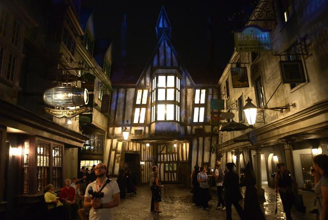 11 Awesome Stops That Should Be on Every Harry Potter Fan's Vacation List  -  March 30, 2016