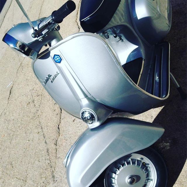 (Fine)🔚 Restauro Piaggio #Vespa Sprint 🏍🇮🇹 Per INFO restauri📩: zalimotori@libero.it  Oppure scrivici in Direct📥 #vintage #stop #vespagram #italy #sicily #style #italian #restoration #restauri #italia #sicilia #belgium #france #germany #igers #tradition #fiat #iron #ootd #dueruote #igersitalia #agrigento #vsco #vscocam #vscobest #picoftheday #moto #bikers #vintageshop @photos_vespa_italy