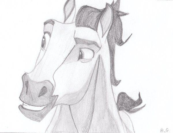 Spirit Stallion 6 by alvija on DeviantArt | Spirit ...  Spirit Stallion...