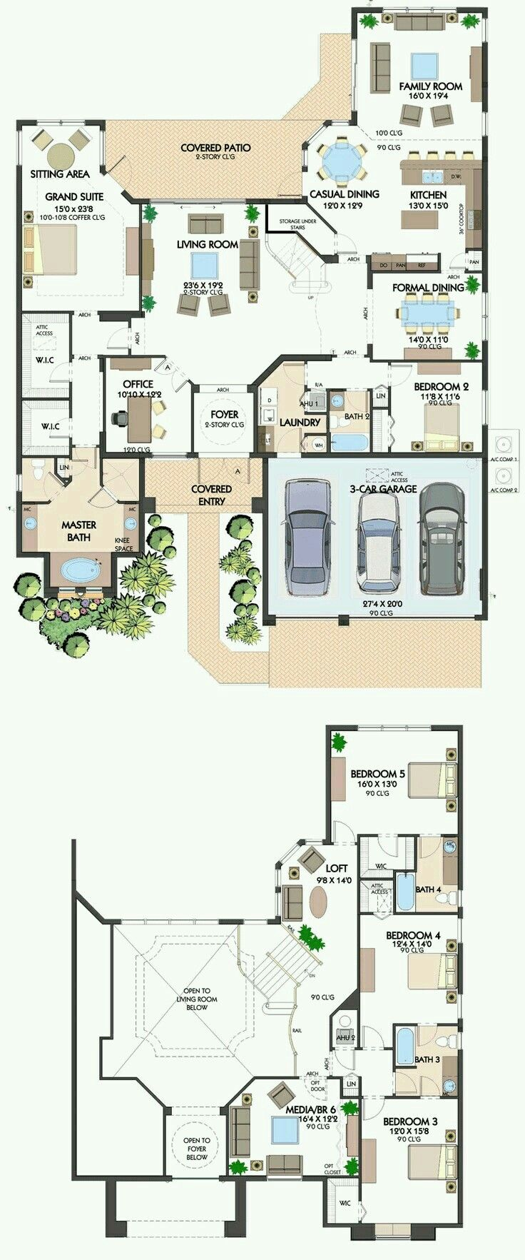 Peachy 17 Best Ideas About Floor Plan Of House On Pinterest Country Largest Home Design Picture Inspirations Pitcheantrous