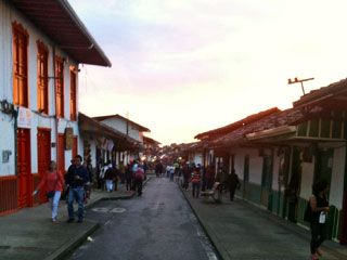 Uncover Colombia Blog - Salento main street