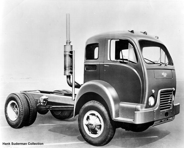 White 3000 Tractor Truck