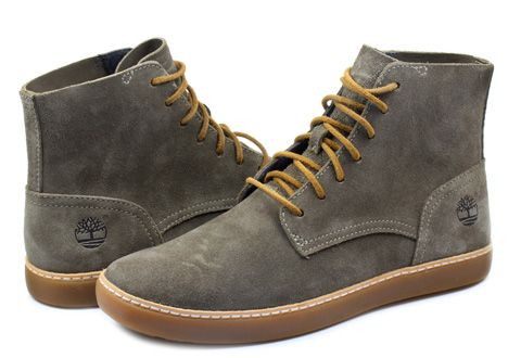 Timberland Topánky - Hudston Boot - 5429A-LBR