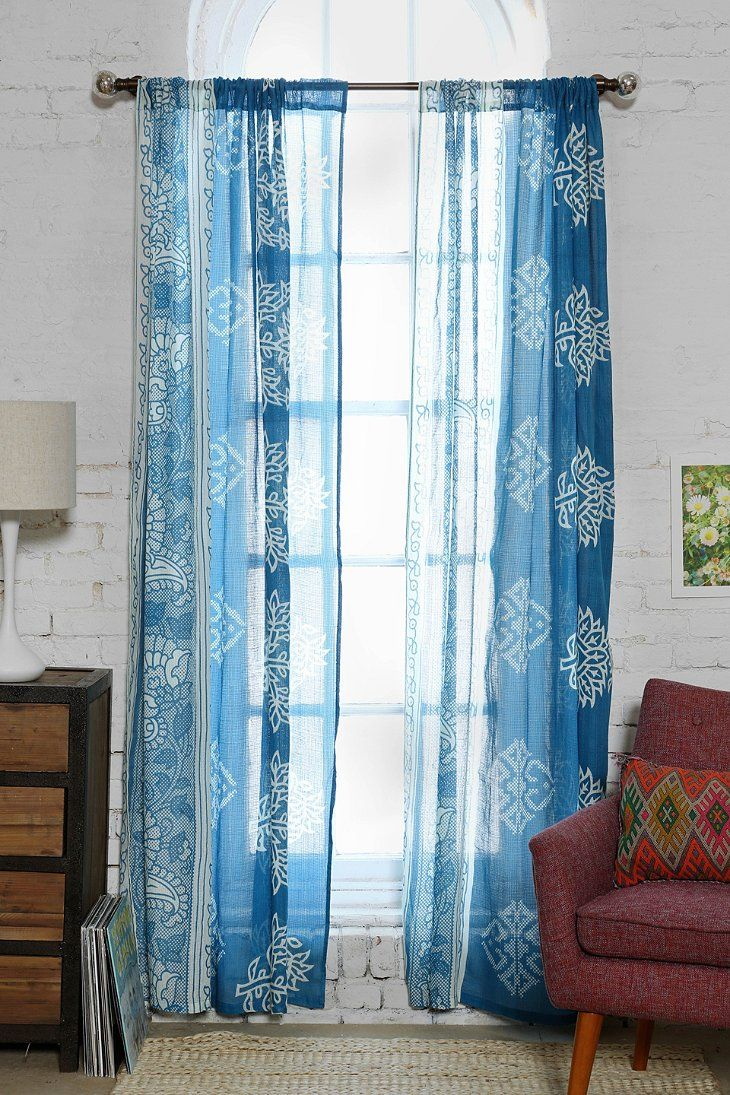 Shop Raj Curtain At Urban Outfitters Today