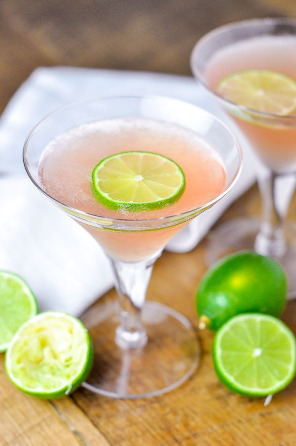 Lime Cucumber Cosmo is the epitome of a refreshing cocktail made with cucumber vodka, fresh lime juice, triple sec, and cranberry. http://www.mamagourmand.com