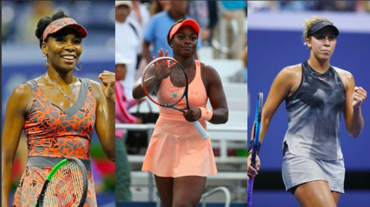For The First Time In U.S. Open History, Three Black Women Will Play In The Semifinals #tennis #USOpen