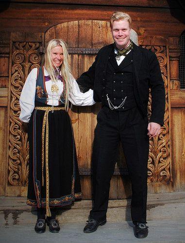 Folk costume | Torgeir Straand (født 29. juli 1981 i Bø i Te… | Flickr