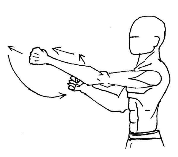 Wing Chun Kun Fu: description of techniques