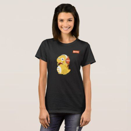 VIPKID Headset Dino T-Shirt - click to get yours right now!