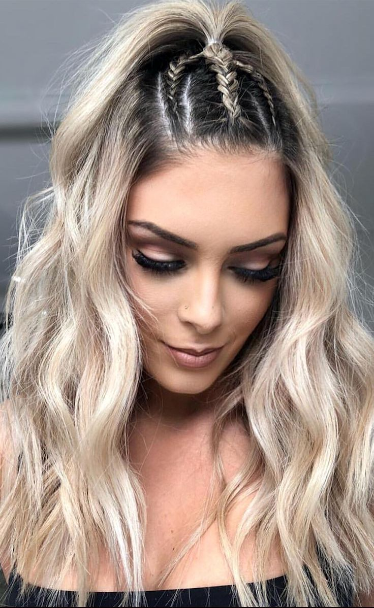 10 hairstyles that you can try out in less than a minute to look gorgeous. If you are a … #probable #from #dresses #herrl …