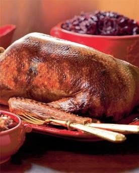 Nigella roast goose
