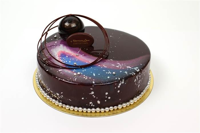 Move over, rainbow cakes! See stunning 'Galaxy cakes' taking over the internet - TODAY.com