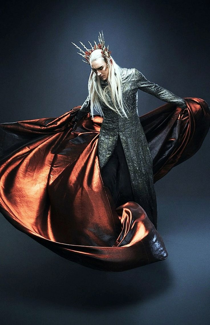 Be still my beating heart!! Lee Pace as Thranduil