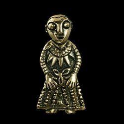 Freja z Revninge. Wikińska zawieszka z brązu • Onegdaj