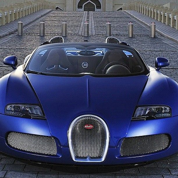 The Magnificent Bugatti Veyron