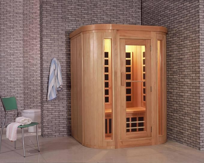 27 best steamy bathroom experience images on pinterest for Master bathroom with sauna