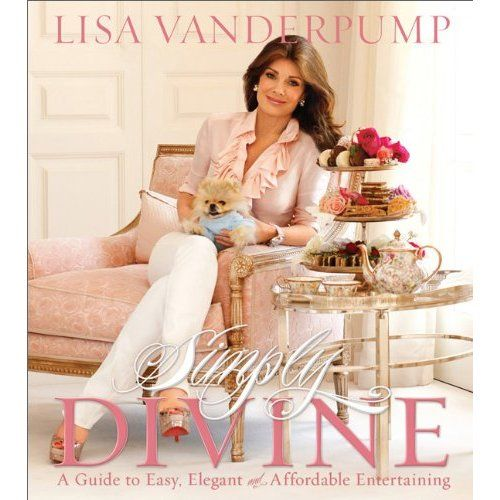"We can't help ourselves....the pink pink pink and Lisa on the cover...it is divine! Did you see we pinned her ""Van der Pump"" shoe too?"