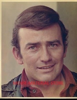 "James Drury The Virginian Original 8x10"" Photo #L6110"