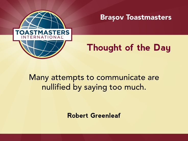 A quote by Robert Greenleaf saying too much.