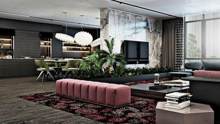 Best Dünyanın En İyi Mimarlarının Tasarladığı Lüks Oturma 400 x 300