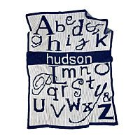 PERSONALIZED BABY STROLLER BLANKET UncommonGoods