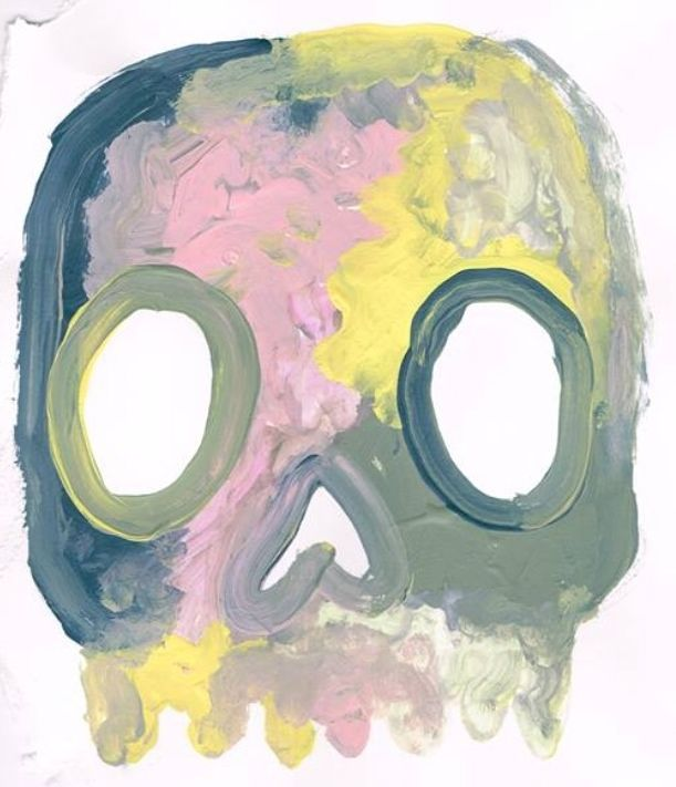 Coz everybody loves skulls | Otis Carey
