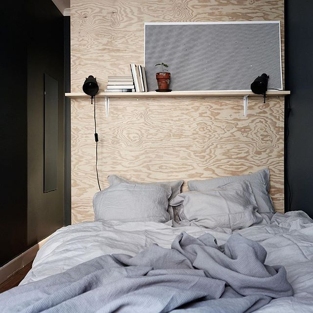 25 best ideas about plywood headboard on pinterest for Bedroom designs plywood