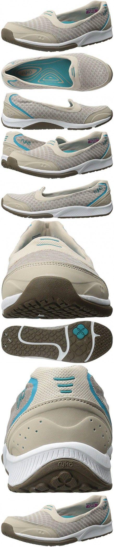 Zapatillas para caminar RYKA Women's Dash 3, gris / rosa, 9.5 M US